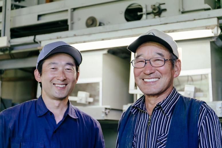 株式会社新川製茶 スタッフ写真2