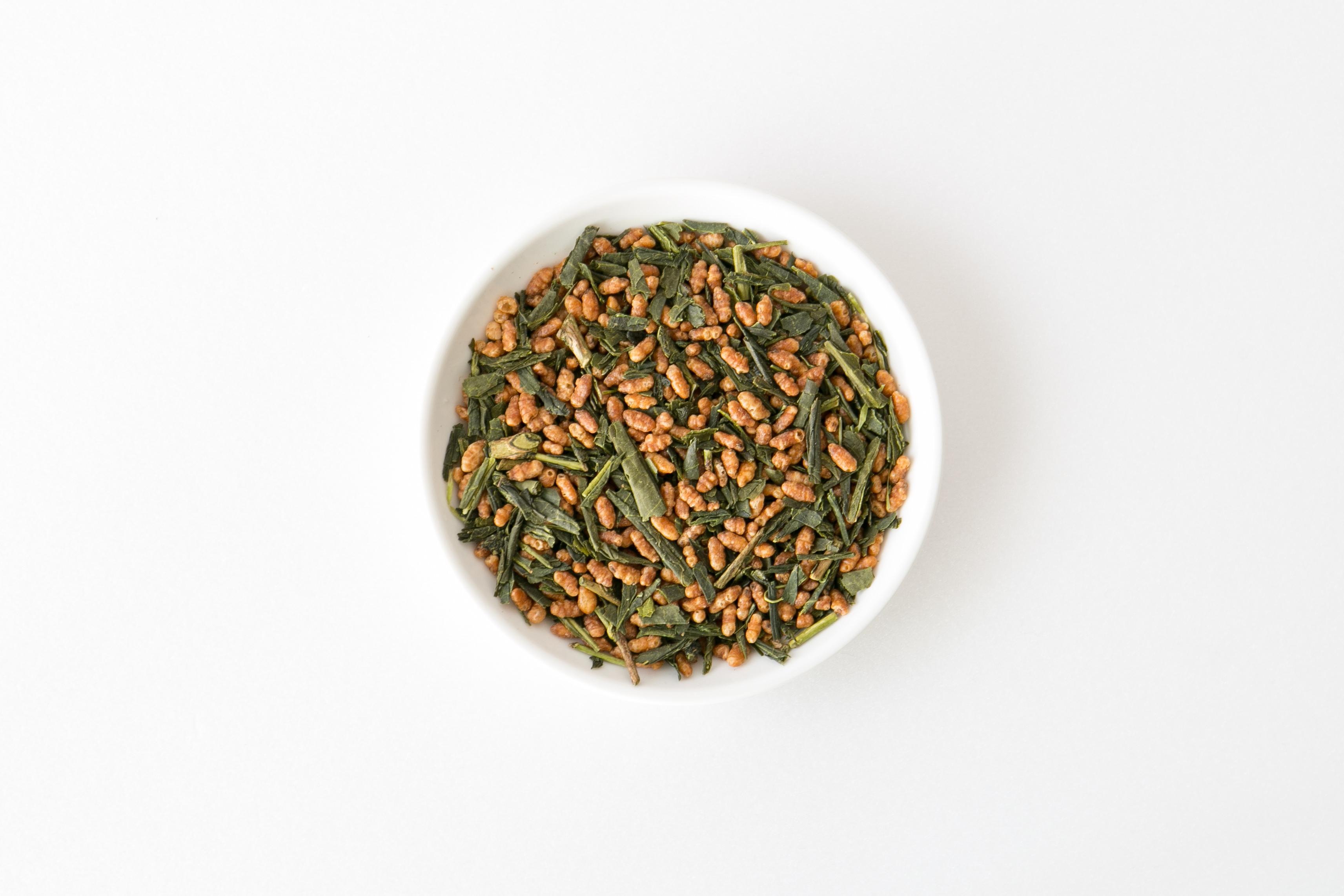 有機玄米茶 商品イメージ2
