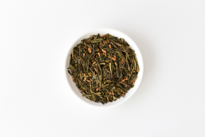 有機玄米入り焙じ茶 商品イメージ2