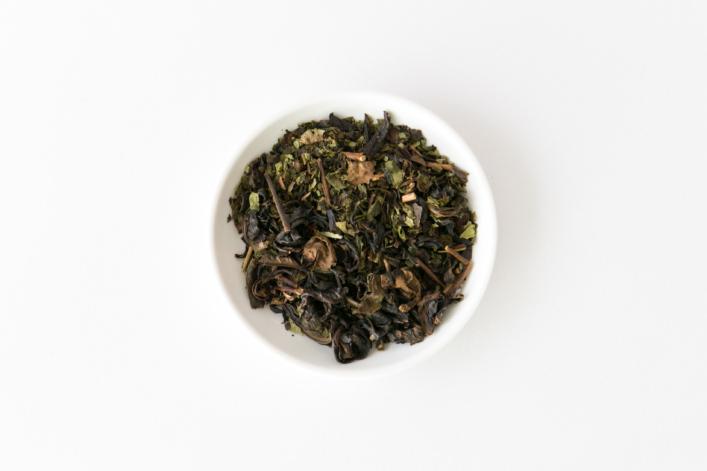 有機烏龍茶 商品イメージ2