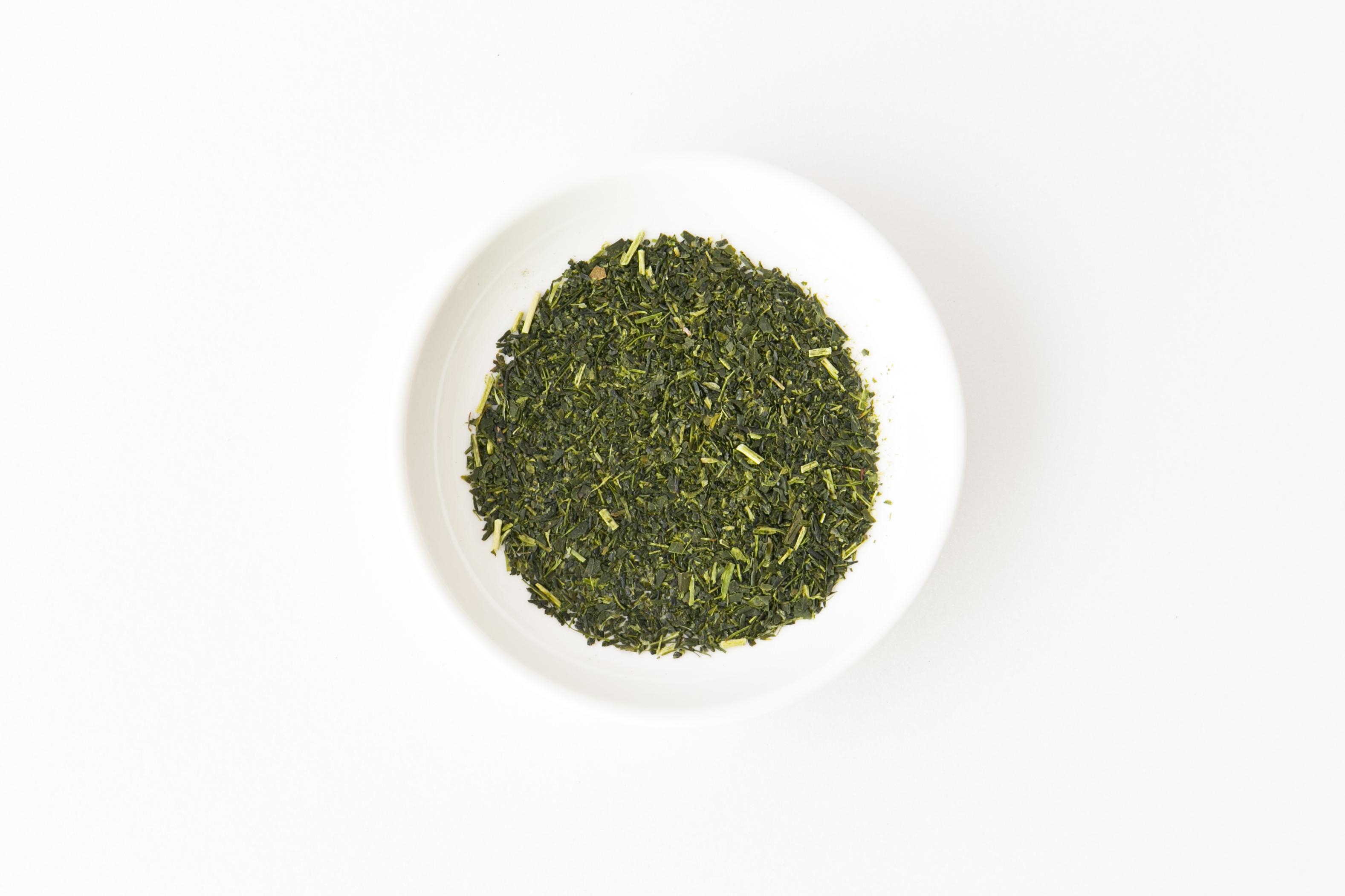 有機緑茶ティーバッグ 3包 商品イメージ2