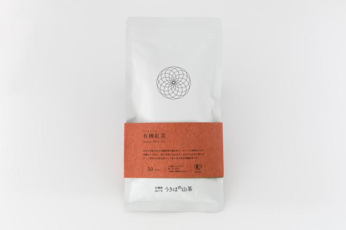 有機紅茶 商品イメージ1