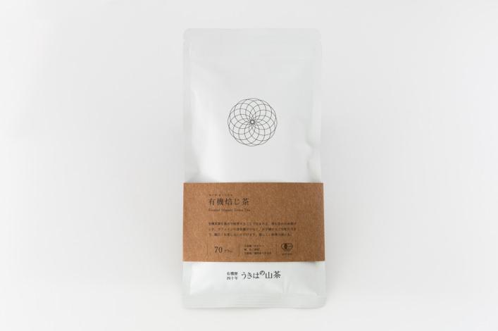 有機焙じ茶 商品イメージ1