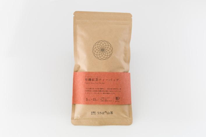 有機紅茶ティーバッグ 15包 商品イメージ1