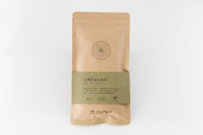 有機秋摘み番茶 商品イメージ1