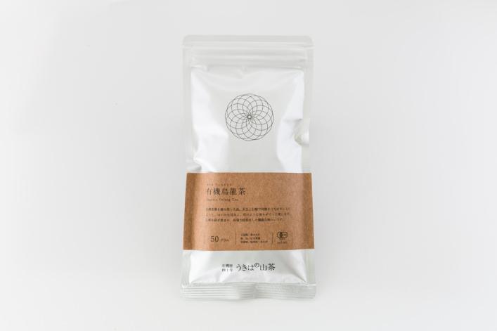 有機烏龍茶 商品イメージ1