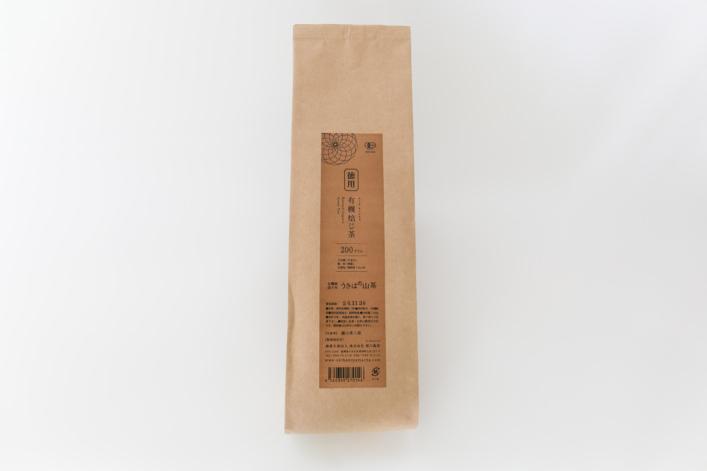 有機徳用焙じ茶 商品イメージ1