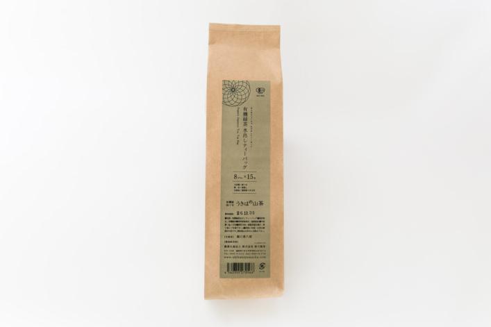 有機水出しティーバッグ 商品イメージ1