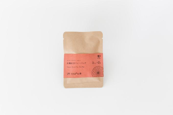 有機紅茶ティーバッグ 2包 商品イメージ1