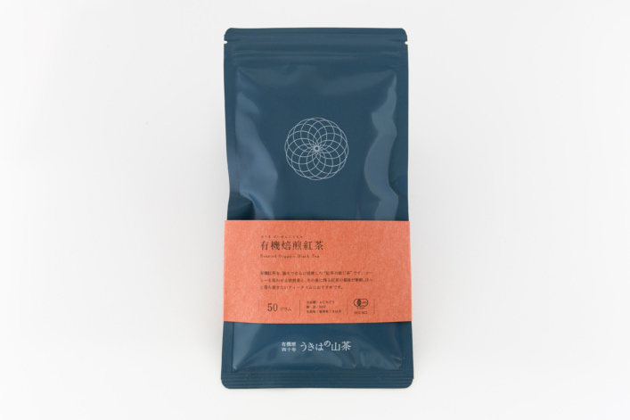 有機焙煎紅茶 商品イメージ1