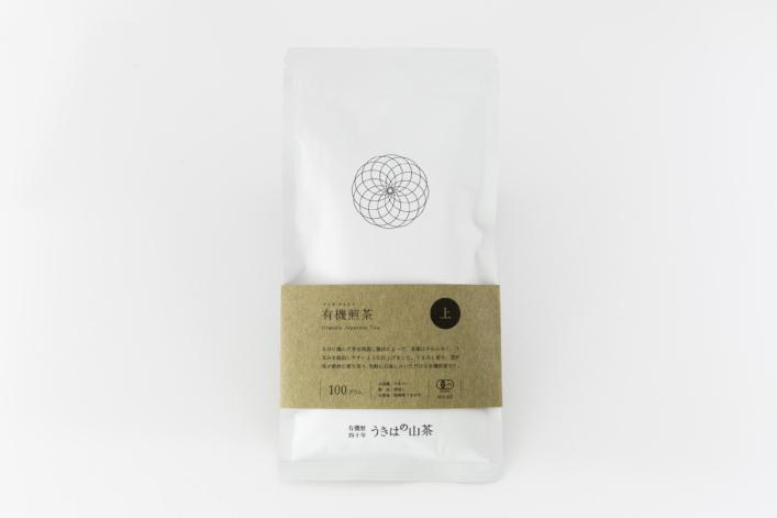 有機上煎茶 商品イメージ1
