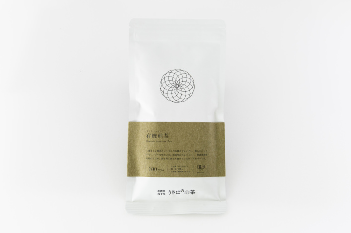 有機煎茶 商品イメージ1