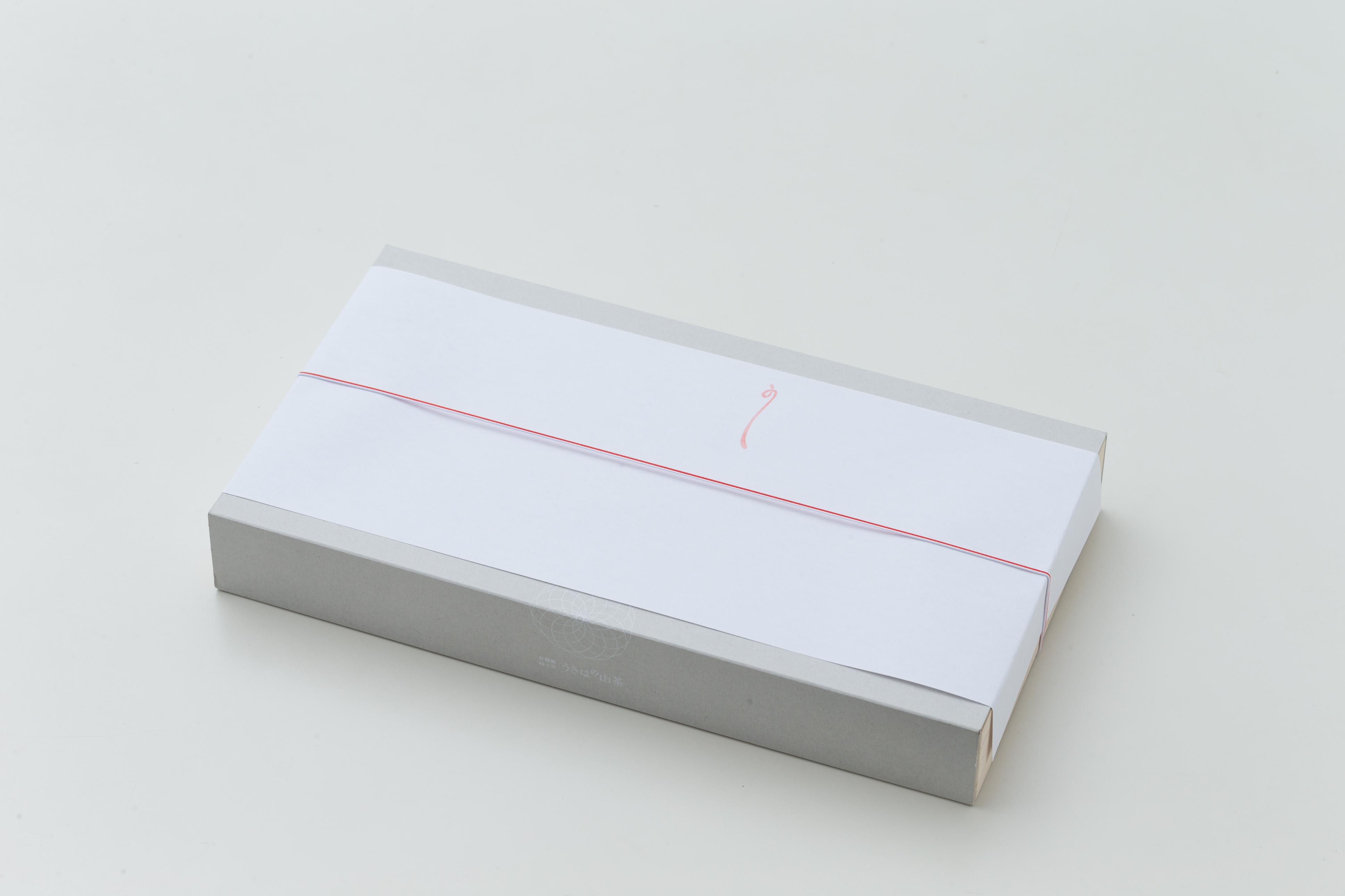うきはの山茶 5本入 桐箱 GFT5-3 商品イメージ4