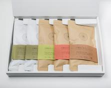 うきはの山茶 5本入 平箱 G-006