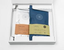 うきはの山茶 2本入 平箱 N-004