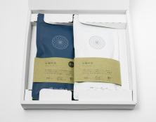 うきはの山茶 2本入 平箱 N-005