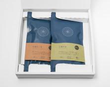 うきはの山茶 2本入 平箱 N-006