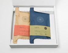 うきはの山茶 2本入 平箱 N-007