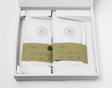 うきはの山茶 2本入 平箱 N-008