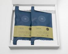 うきはの山茶 2本入 平箱 N-001