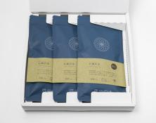 うきはの山茶 3本入 平箱 S-001