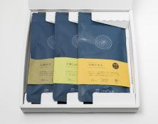うきはの山茶 3本入 平箱 S-004