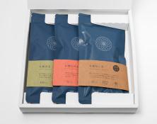 うきはの山茶 3本入 平箱 S-005