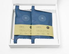 うきはの山茶 2本入 平箱 N-003