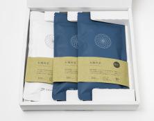うきはの山茶 3本入 平箱 S-002