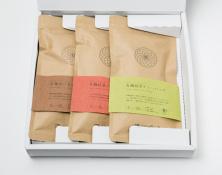 うきはの山茶 3本入 平箱 S-009